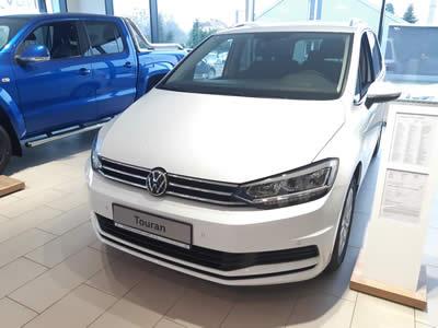 Volkswagen Touran Maraton Edition