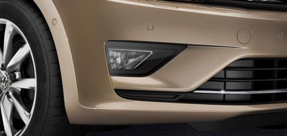 Volkswagen Golf Sportsvan - Mlhové světlomety