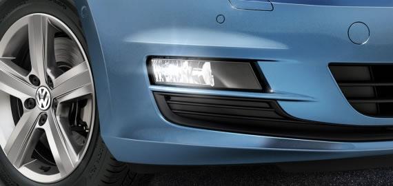 VW Golf Variant Maraton Edition - Mlhové světlomety