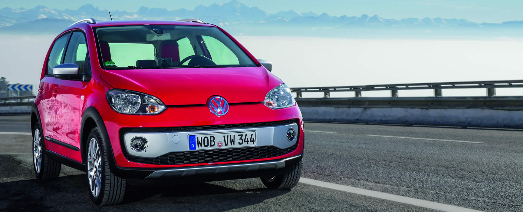 Volkswagen Cross-up!