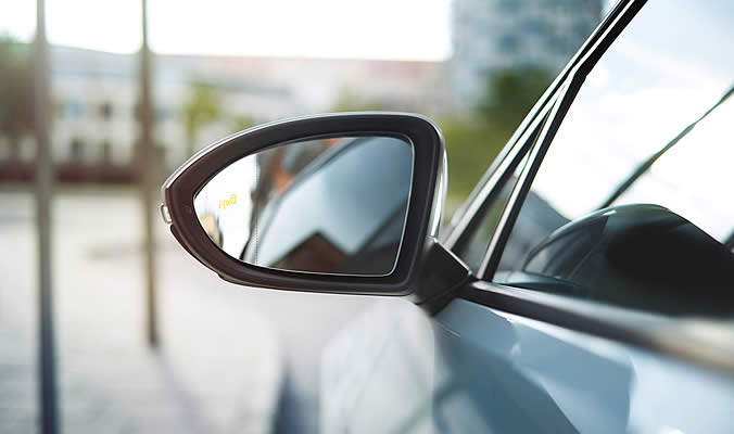 VW Golf Variant - Blind Spot sensor