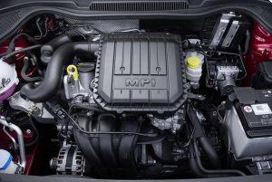 Volkswagen Polo - motor