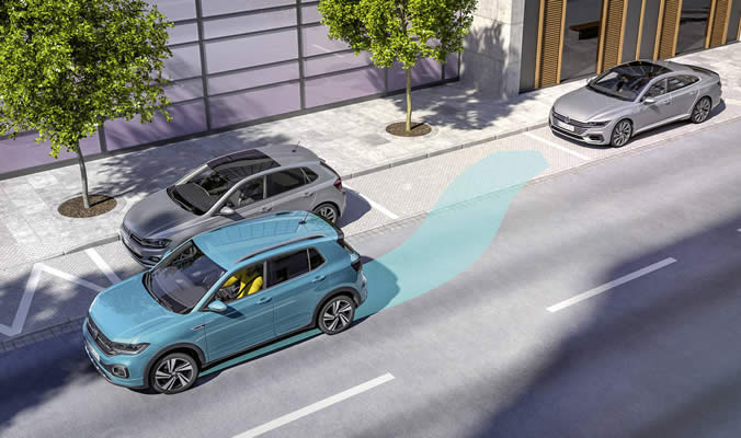 Volkswagen T-Cross - Park Assist