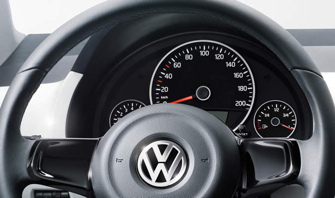 VW up! - Drive pack