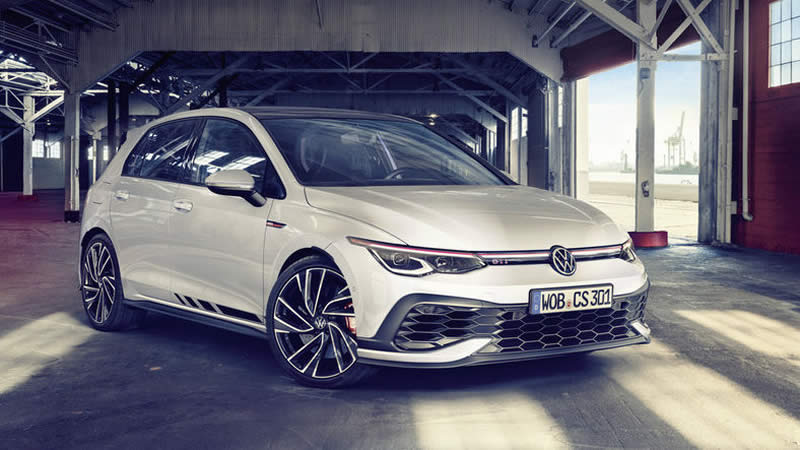 VW - Nový Golf GTI Clubsport