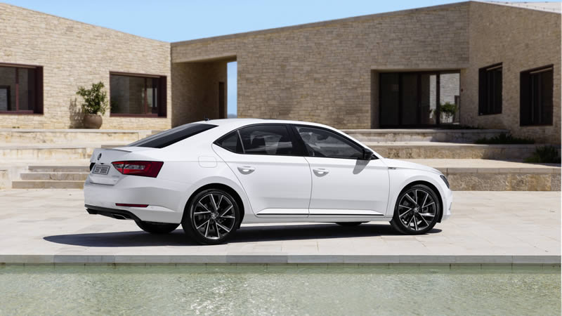 skoda news skoda superb