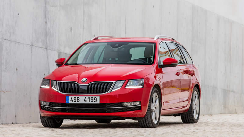 Škoda Octavia Best Cars'