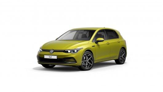 Volkswagen Nový Golf 1,5 TSI 110kW Style