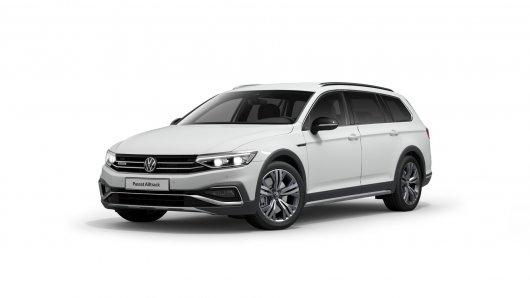 Volkswagen Passat Variant 2,0 176kW Alltrack