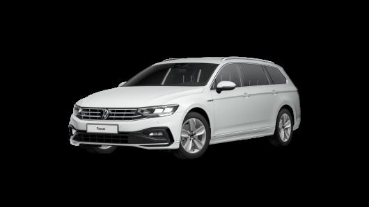 Volkswagen Passat Variant 2,0 TDI 110kW Elegance