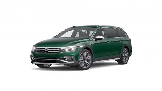 Volkswagen Passat Variant 2,0 TDI 147kW Alltrack