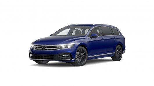 Volkswagen Passat Variant 2,0 TDI 147kW Elegance