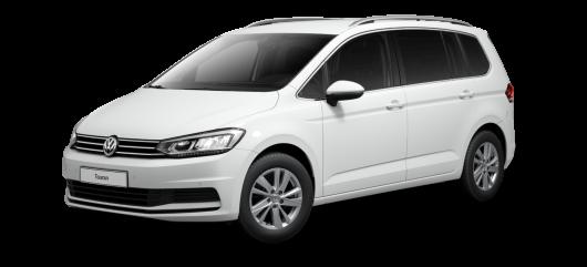 Volkswagen Touran 1,5 TSI 110kW Maraton Edition