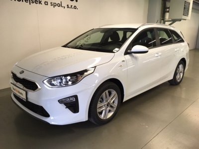 Kia Motors Ceed  SW CD 1,4 CVVT COOL (2019)