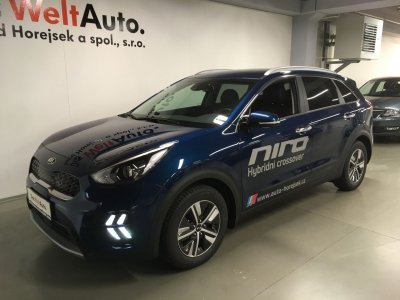 Kia Motors Niro 1,6 GDi 6DCT HEV EXCLUSIVE
