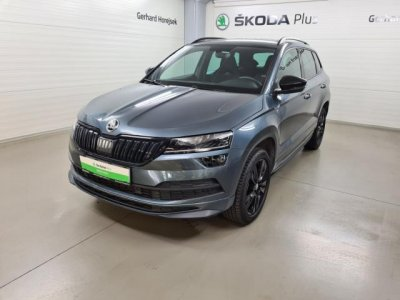 ŠKODA Karoq 1,5 TSI / 110 kW SportLine