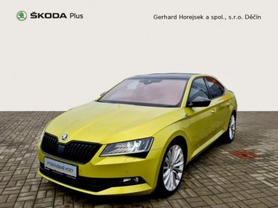 ŠKODA Superb DSG 4x4 2,0 TDI / 140 kW SportLine
