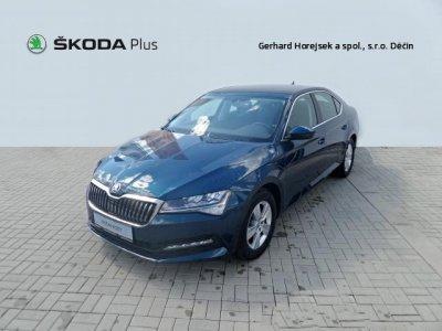 ŠKODA Superb DSG 2,0 TDI / 140 kW Ambition