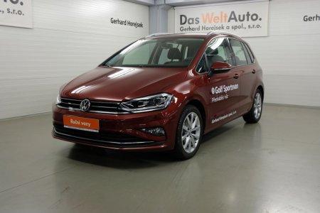 Volkswagen Golf Sportsvan TSI 1,5 / 96 kW MARATON EDITION DSG