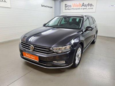Volkswagen Passat Variant TDI 2,0 / 110 kW DSG Elegance