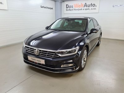 Volkswagen Passat Bi-TDI 2,0 / 176 kW Highline 4Motion DSG