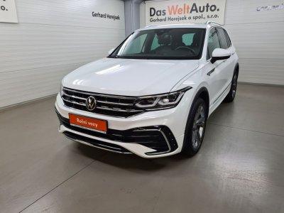 Volkswagen Tiguan 2,0 TDI 110 kW R-Line 7DSG 4M
