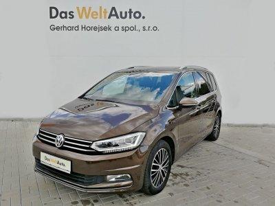 Volkswagen Touran 2,0 TDi 110 kW Highline 7Míst NAVI