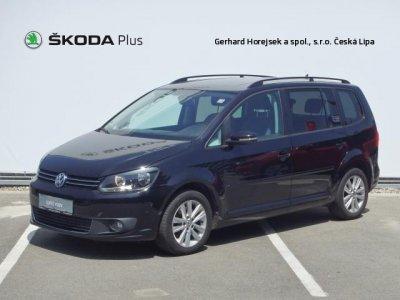 Volkswagen Touran  2,0TDi  / 103 kW