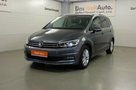 Volkswagen Touran 2,0 TDI 110 kW HIGHLINE
