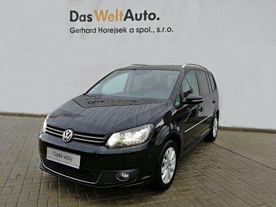 Volkswagen Touran 2,0 TDI 103 kW NAVI XENON PANORAMA