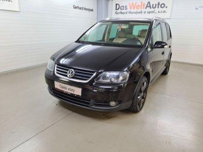 Volkswagen Touran 2,0 TDI 100 kW HIGHLINE